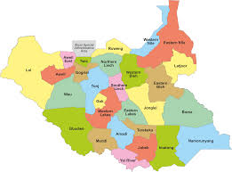 Map Of Sudan South Sudan Overview U2013 Imatong Employment Solutions