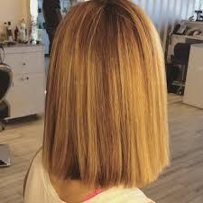 bob haircuts same length at back 50 amazing blunt bob hairstyles 2018 hottest mob lob hair