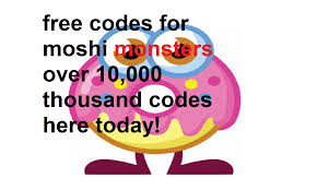 Moshi Monsters Halloween by Free Moshi Monsters Codes January 2014