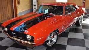 1969 camaro restomod for sale 1969 chevrolet camaro ss 350 x11 12 bolt posi restomod must sell