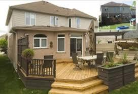 backyard deck design astonishing ideas 16 cofisem co