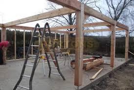 16 x 24 timberframe kit groton timberworks timber frame garage garage designs
