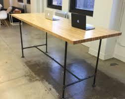 Standing Desk Frame Frame Legs Only Steel Pipe Standing Desk Frame