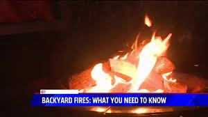 backyard fire pit regulations want a backyard fire in grand rapids this weekend get a permit
