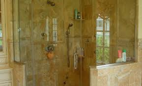 shower glass shower stalls enclosures stunning custom shower