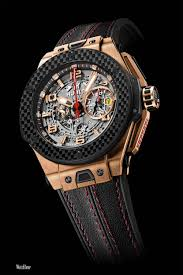 ferrari gold a fleet of ferraris 10 hublot big bang ferrari watches
