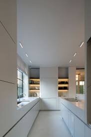 Lighting For Galley Kitchen White Galley Kitchen Christmas Lights Decoration