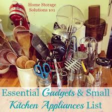 list of kitchen appliances kitchen appliances list jpg