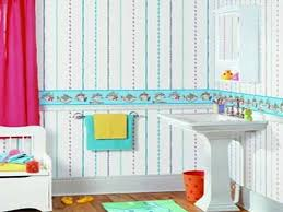 Red White And Blue Bathroom Bathroom Kids Bathroom Designs In White And Blue Theme With Brown