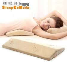 pillows for back support in bed best of lumbar support pillows or back support pillow for bed 76