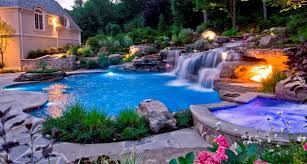 awesome backyard pools 20 backyard pool designs decorating ideas design trends
