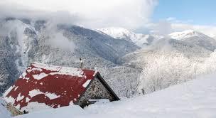chambre d hote auron 06 les toits rouges à auron station de montagne du mercantour