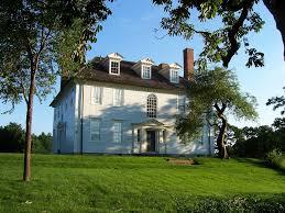 historic american houses maine south berwick hamilton house