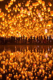 luck lanterns floating lanterns chaing mai thailand feel that these