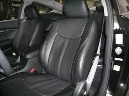 nissan 370z leather seats clazzio seat covers honda civic 4 door sedan 06 10 furious customs