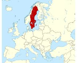 Travel Map Of Europe by Maps Of Sweden Detailed Map Of Sweden In English Tourist Map