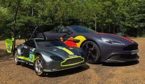 aston martin racing team aston martin has made a soapbox racer drivetribe