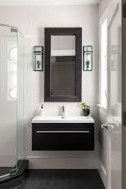Luxury Powder Room Vanities Modern Powder Room Vanity Bathroom Contemporary With 3d Wall Tile