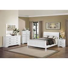 White Piece Queen Bedroom Set Mayville RC Willey Furniture Store - Bedroom sets at rc willey
