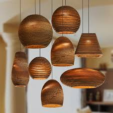 Paper Pendant Lighting Free Shipping 60034s Modern New Style Restaurant Decoration Paper