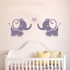 pochoir chambre enfant pochoir réutilisable éléphant pour chambre denfant