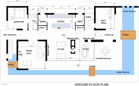 modern house plans free stunning free en house plans uk 14 modern home act bungalow c