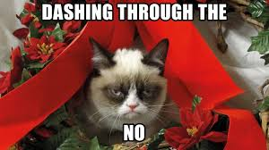 Early Christmas Meme - 5 signs you re celebrating christmas too early grumpy cat