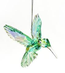 glass hummingbird ornaments cool hummingbird yard