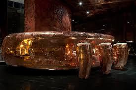 best restaurant interior design ideas copper bar design