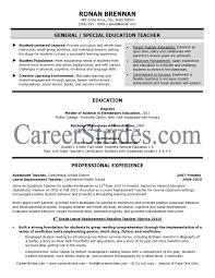 Sle Vitae Resume For Teachers curriculum vitae science science resume sle jobsxs