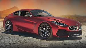 concept bmw bmw z4 concept coupe youtube