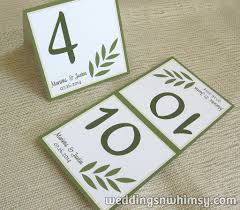 modern table numbers table numbers