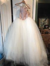 ball gown duchess vera wang bridal wedding dresses ebay