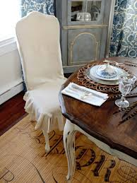 High Back Dining Chair Slipcovers Decoration Slipcovered Dining Chairs How To Make Custom Chair