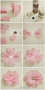 whimsical paper flower centerpieces ewedding