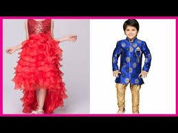 kids party wear traditional dress designs kids party wear dress