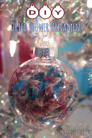 12 days of diy ornaments day 11 dried flower ornament u2013 the