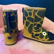 ugg boots australia emu 72 ugg other emu australia giraffe boots 1 from