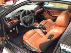 Bmw M3 E46 Interior 2002 Bmw M3 With Imola Red Interior Red Interiors E46 M3 And Bmw