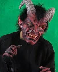 Krampus Halloween Costume Krampus Halloween Mask Zagone Studios