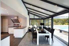 veranda cuisine dans la région de rennes 35 doubler la surface de sa cuisine et y