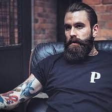 hairstyles that go with beards 22 cool beards and hairstyles for men