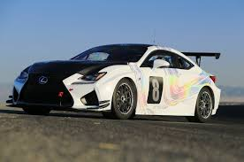 lexus coupe 2015 lexus reveals special rc f for pikes peak 2015 gtspirit