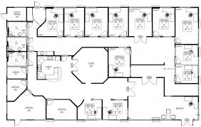 building floor plan commercial office building plans free homes zone