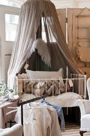 italian dreamy mosquito net over vintage cot french u0026 country at