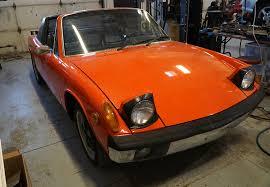 porsche 914 the reconversion of a porsche 914 electric porsche 944