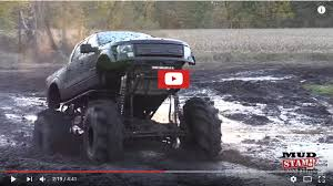 monster trucks racing in mud the muddy news ford raptor mudding in michigan