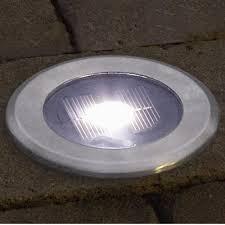 7626 000 led solar ground light