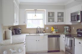 behr kitchen cabinet paint oil based paint for cabinets next i applied a coat of benjamin
