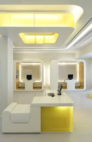 Yellow Reception Desk 38 Best Reception Images On Pinterest Office Reception Design